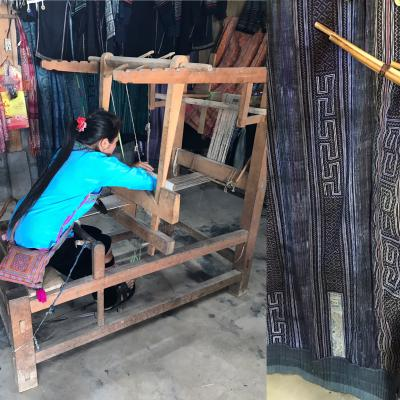 Schoolproject Sapa, Vietnam