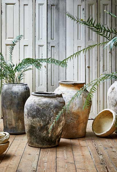 De Weldaad Authentic Interior potten