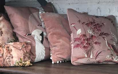 Weldaad Collection pillows