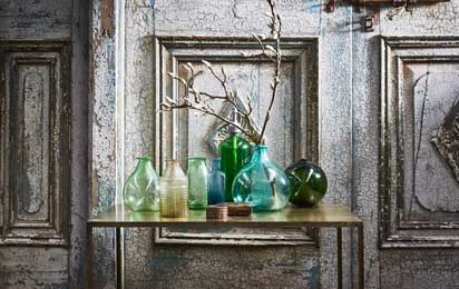 Weldaad Collection gerecycled glas