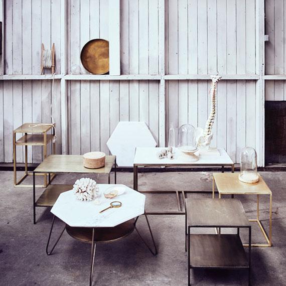 Een van de woonstijlen van De Weldaad Showroom